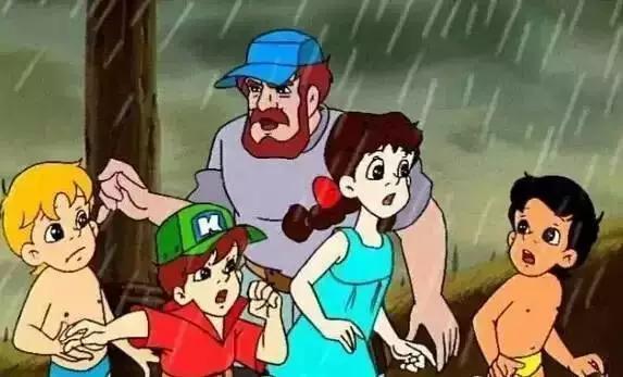 70、80、90后必看的50部经典动画片,那才是我们的童年