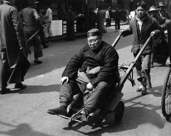 你都见过这些罕见的历史老照片吗